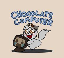 Chocolate Computer Classic T-Shirt