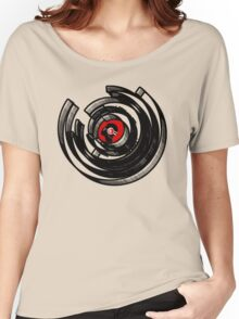 Vinylized! - Vinyl Records - New Modern design Women's Relaxed Fit T-Shirt