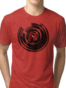 Vinylized! - Vinyl Records - New Modern Vinyl Records T Shirt Tri-blend T-Shirt