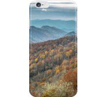 Smoky Mountain Morning iPhone Case/Skin