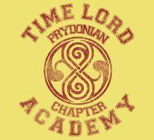 Time Lord Academy Kids Tee