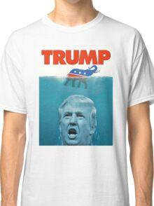 Trump Jaws Classic T-Shirt