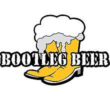 Bootleg Beer Photographic Print