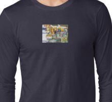 Pushcart Paradise Long Sleeve T-Shirt