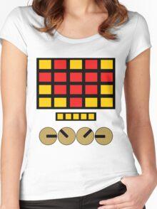 Mettaton Women's Fitted Scoop T-Shirt