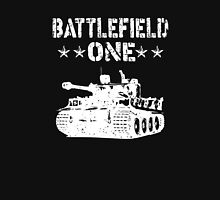 Battlefield one Tanks Unisex T-Shirt