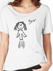 Famous Grr Design By Daniella S. Women's Relaxed Fit T-Shirt