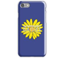 Gilmore Girls - One Thousand Yellow Daisies iPhone Case/Skin