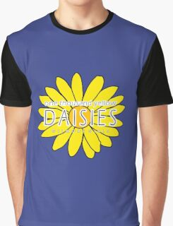 Gilmore Girls - One Thousand Yellow Daisies Graphic T-Shirt
