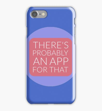 An App for That iPhone Case/Skin