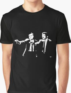 Cosmos Pulp Fiction Graphic T-Shirt