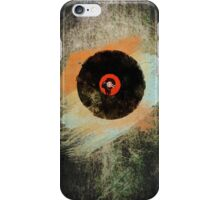 Vinyl Record Retro T-Shirt - Vinyl Records New Grunge Design iPhone Case/Skin