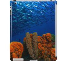 sea sponge and fish iPad Case/Skin