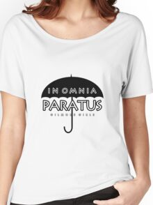 Gilmore Girls - In Omnia Paratus Women's Relaxed Fit T-Shirt