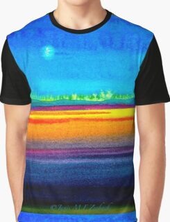 Landscape...Serenity Graphic T-Shirt