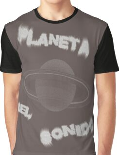 Pixies: Planet of Sound Graphic T-Shirt