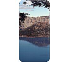 Wizard Island Reflection iPhone Case/Skin