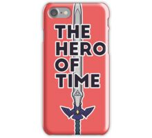 The Hero of Time iPhone Case/Skin