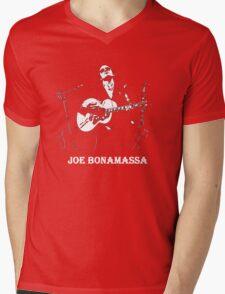 JOE BONAMASSA Mens V-Neck T-Shirt