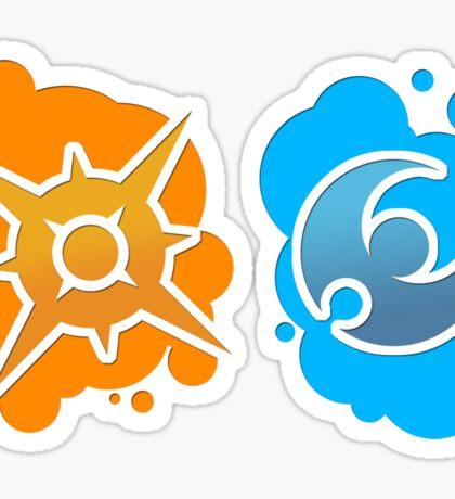 Gen 7. Paint Icons Sticker