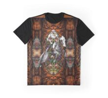 Ghost Knight Graphic T-Shirt