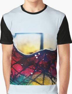 Looking Out Graphic T-Shirt