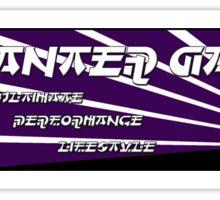 Banter Garage Rising Sticker