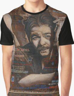 John Prine Graphic T-Shirt