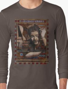 John Prine Long Sleeve T-Shirt