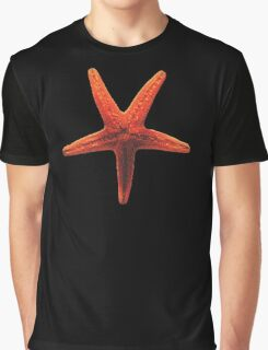 The Starfish - Starfish Painting Summer Tote Pillow Notebook Bags Graphic T-Shirt