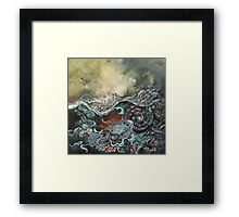 An Interpretation of Genesis Framed Print