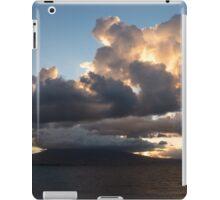 Vesuvius Cloud Eruption  iPad Case/Skin