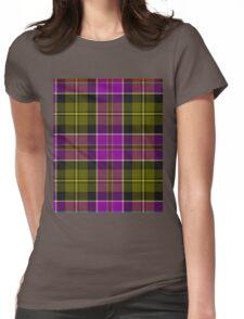 CULLODEN-TARTAN Womens Fitted T-Shirt