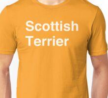 Scottish Terrier Unisex T-Shirt