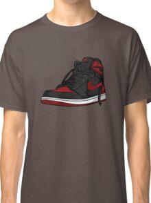 """Air Jordan 1 """"BRED"""" Classic T-Shirt"""