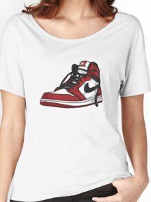 """Air Jordan 1 """"CHICAGO"""" Women's Relaxed Fit T-Shirt"""