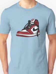 "Air Jordan 1 ""CHICAGO"" Unisex T-Shirt"