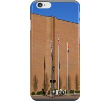 Macon County Courthouse iPhone Case/Skin