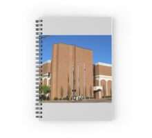 Macon County Courthouse Spiral Notebook