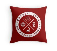 Department of Genetics - JC Throw Pillow