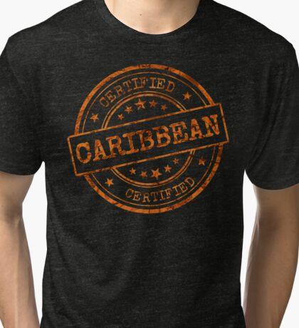 Certified Caribbean Tri-blend T-Shirt