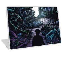 A Day to Remember Homesick Album Cover Laptop Skin