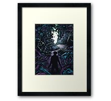 A Day to Remember Homesick Album Cover Framed Print