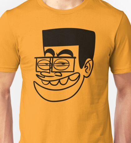 BD Stupid Face Cartoon Unisex T-Shirt