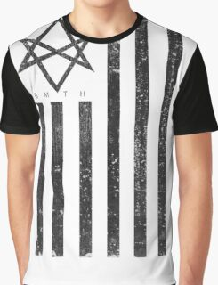 BMTH Flag - Music Band Graphic T-Shirt