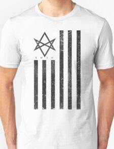 BMTH Flag - Music Band Unisex T-Shirt