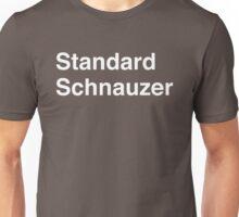 Standard Schnauzer Unisex T-Shirt