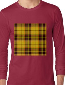 TARTAN-YELLOW 2 Long Sleeve T-Shirt
