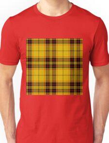 TARTAN-YELLOW 2 Unisex T-Shirt