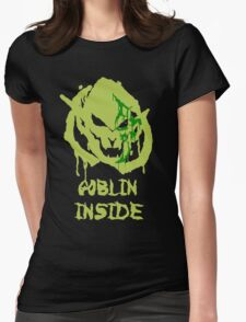 Green Goblins Womens Fitted T-Shirt